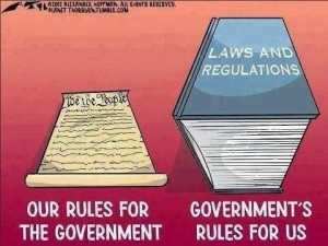 Rules v Laws
