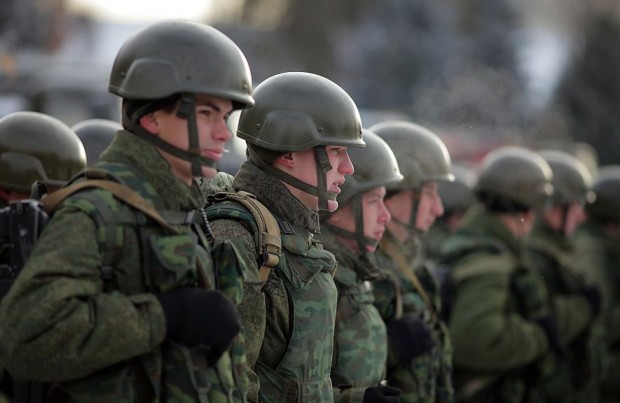 Russian Federation Troops