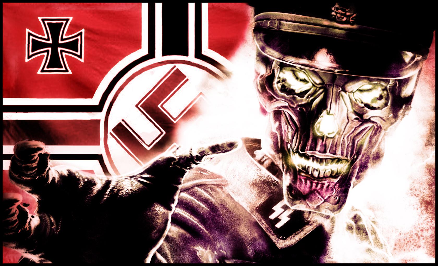 nazi-demon