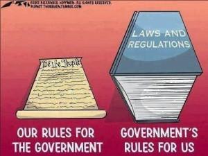 Rules v Laws
