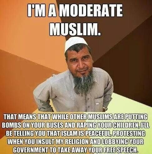 moderate-muslim