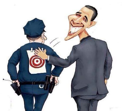 obama-dallas-target-on-back-of-cop