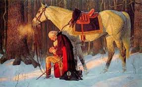 george washington praying high resolution - Google Search (With ...