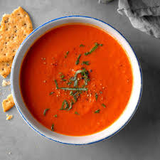 The Best Ever Tomato Soup Recipe   Taste of Home