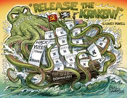 Release The Kraken – Grrr Graphics