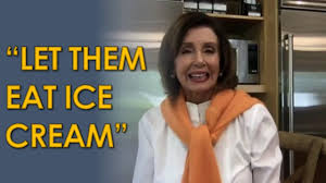 """Let Them Eat Ice Cream"""": DEVASTATING Ad About Nancy Pelosi goes Viral -  YouTube"""