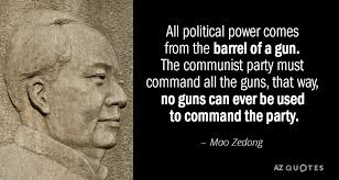 TOP 25 QUOTES BY MAO ZEDONG (of 287) | A-Z Quotes