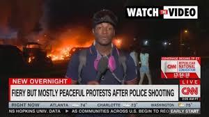 Kenosha protests: CNN torn apart over 'embarrassing' caption