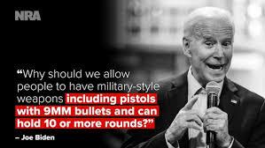 Joe Biden Selects Beto O'Rourke to Lead Gun Control Efforts « Daily Bulletin